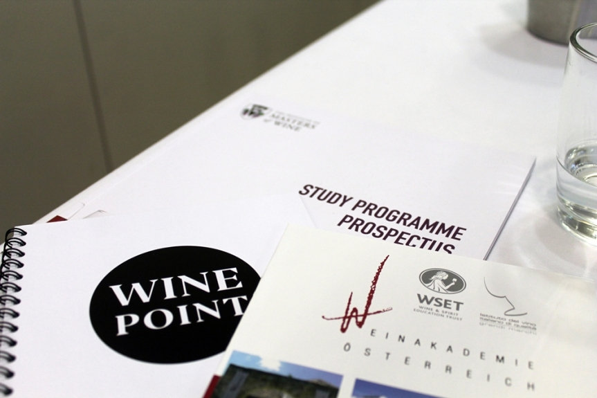 Around the World in 18 Wines: Wine Point, Belgrade led by Frank Smulders MW