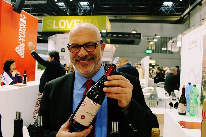 Prowein 2015, Day 1: From the Balkans to the Balkans