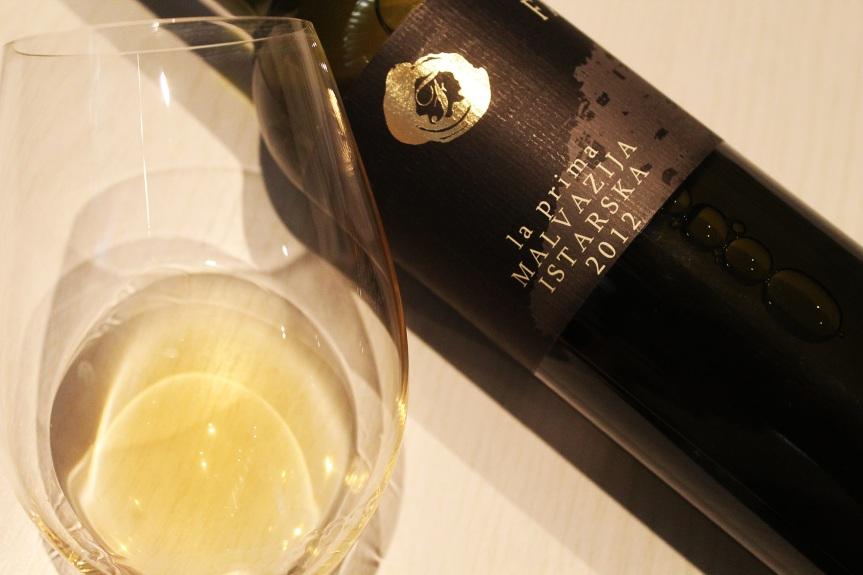Wine Blown: Fakin La Prima Malvazija2012