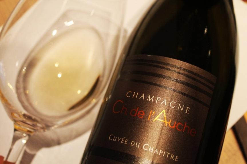 Wine Blown: Château de l'Auche Brut Cuvée du ChapitreNV