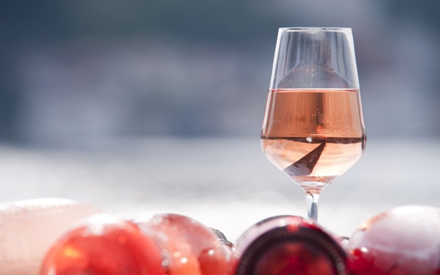 "There's Never a ""Right Time"" for Rosé"