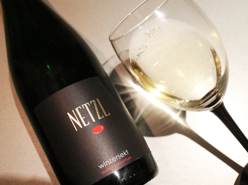 Wine Blown: Netzl Winzersekt2011