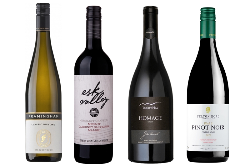 10 Great New Zealand Wines to Enjoy in 2017