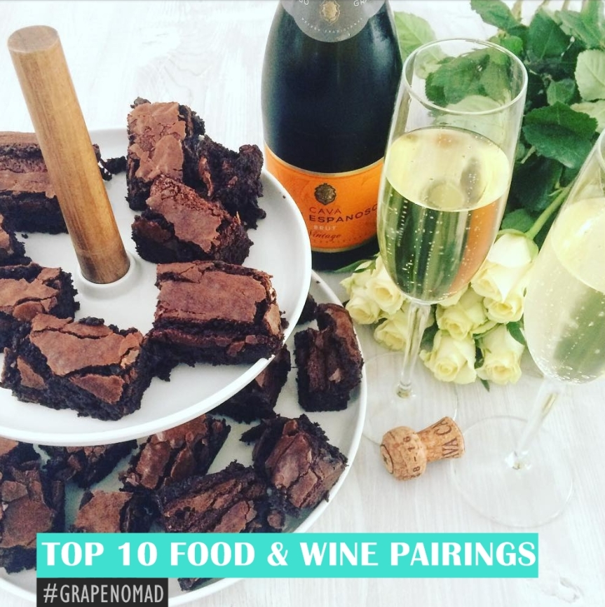 Top 10 Food & Wine Pairings of the Week