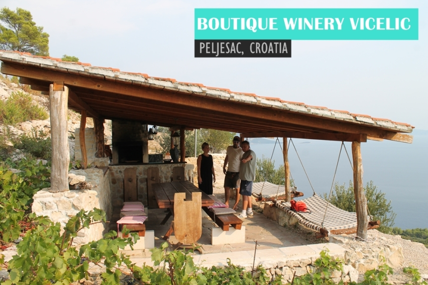 Wunderkind of Pelješac: Boutique Winery Vicelić