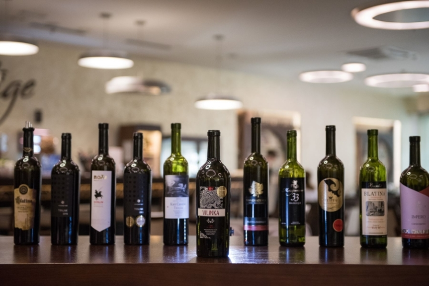 Top 10 Wines @ The Judgement of Mostar 2017