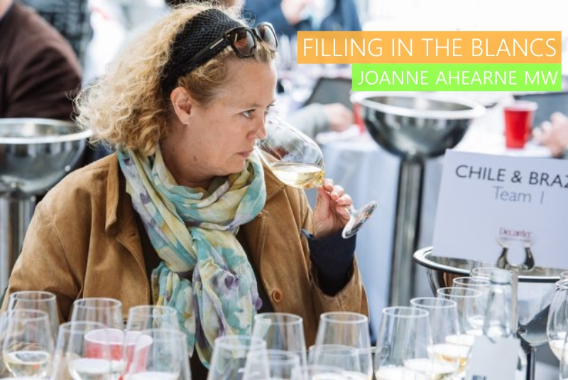 Filling in the Blancs: Joanne AhearneMW