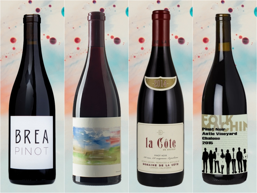 House Pour: Your Guide to Californian Pinot Noir